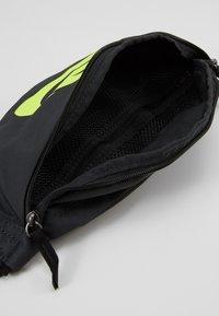Nike Sportswear - HERITAGE HIP PACK  - Rumpetaske - dark smoke grey/black/volt - 2