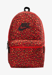 Nike Sportswear - HERITAGE BACKPACK - Rucksack - habanero red/black - 6