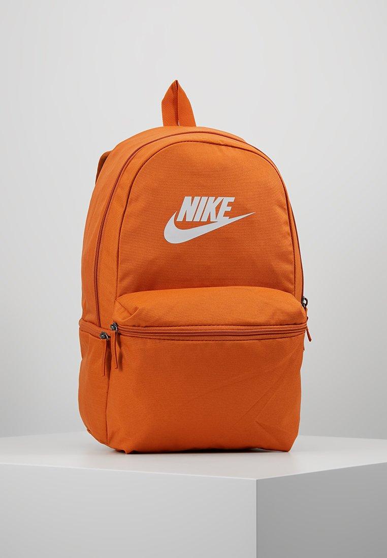 Nike Sportswear - HERITAGE - Rucksack - cinder orange