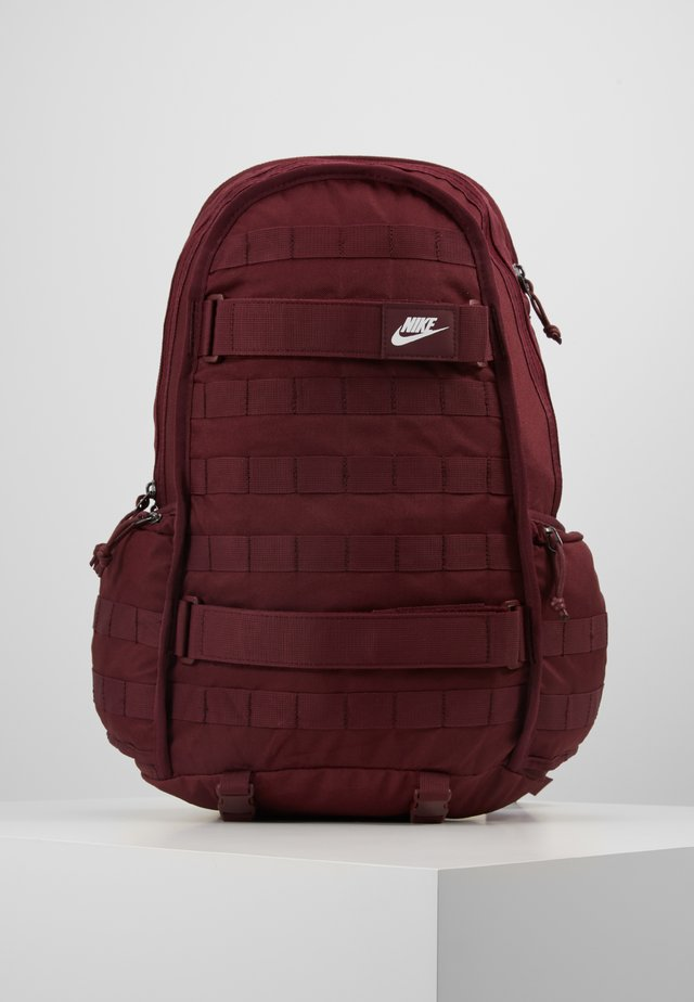 Rucksack - night maroon/white