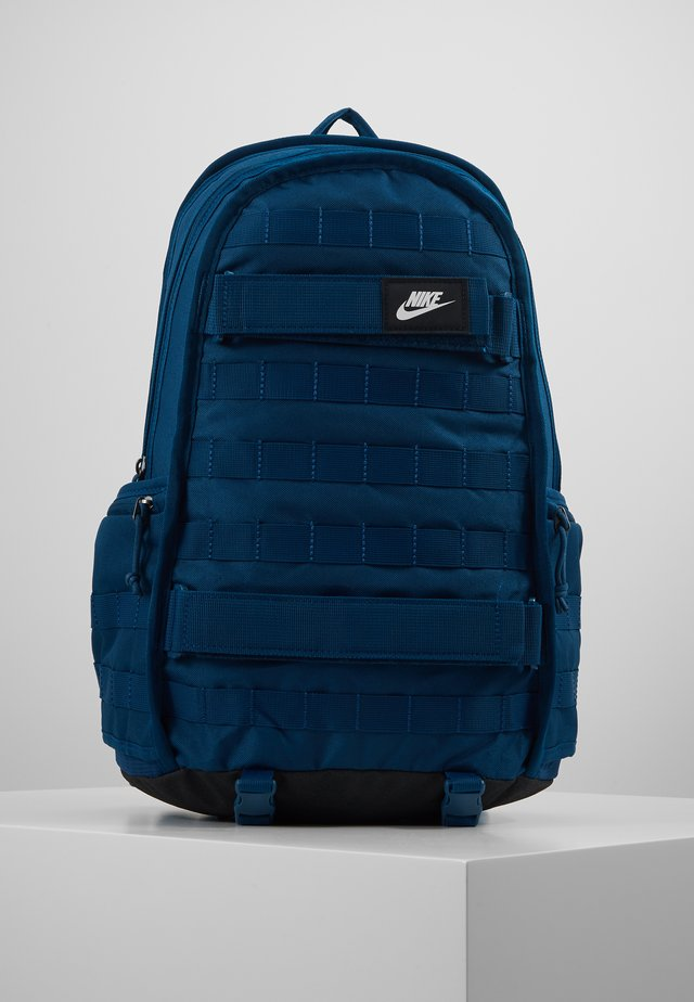 Rucksack - valerian blue/black/white
