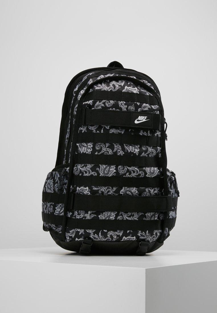 Nike Sportswear - Tagesrucksack - black/white