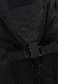 Nike Sportswear - FUTURA  - Tagesrucksack - black - 7