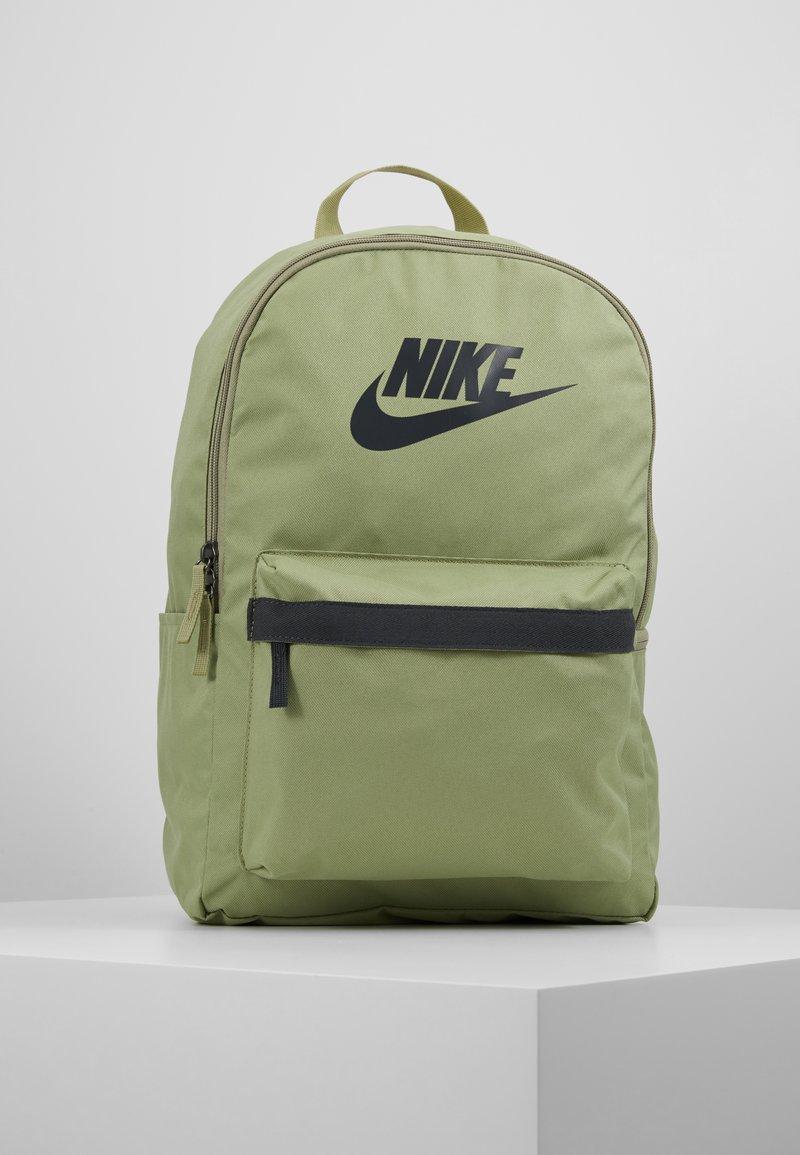Nike Sportswear - HERITAGE - Rucksack - dusty olive/dark smoke grey