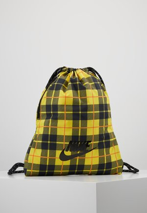 HERITAGE - Sac à dos - chrome yellow/black