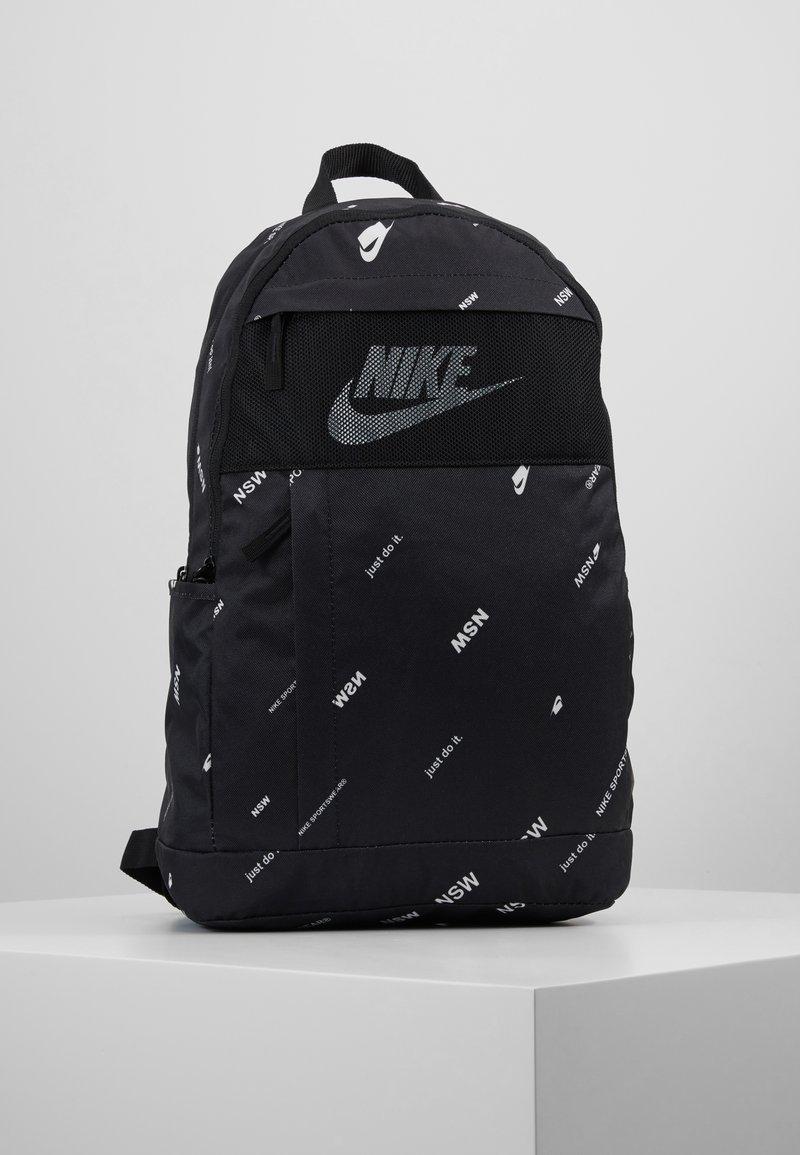 Nike Sportswear - Plecak - black/white