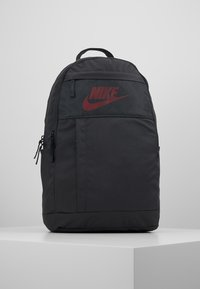 Nike Sportswear - Sac à dos - dark smoke grey/track red - 0