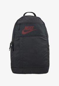 Nike Sportswear - Sac à dos - dark smoke grey/track red - 6