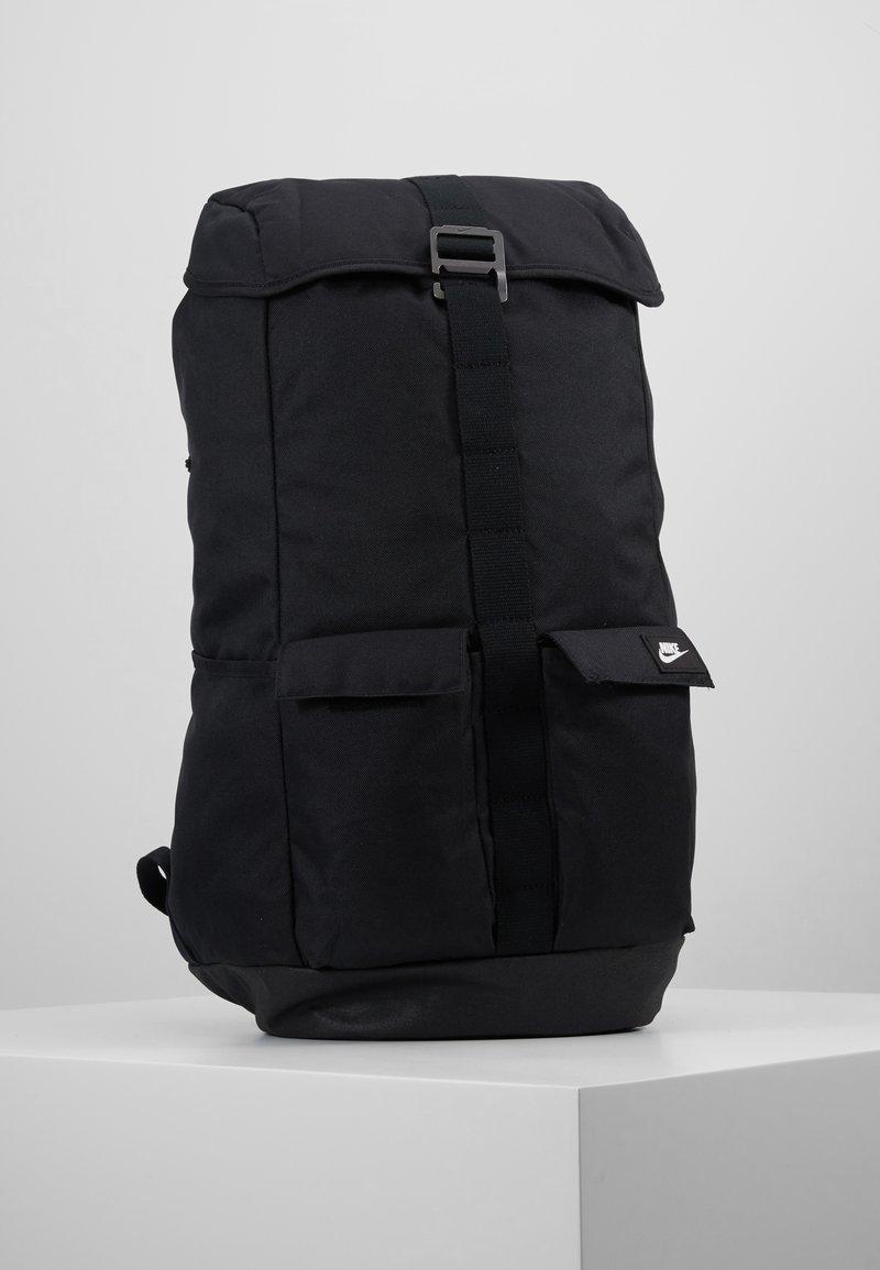 Nike Sportswear - EXPLORE  - Rucksack - black/white