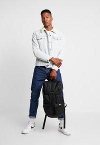 Nike Sportswear - EXPLORE  - Rucksack - black/white - 1