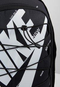 Nike Sportswear - HAYWARD 2.0 - Rucksack - black/white - 7