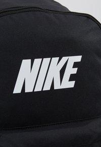 Nike Sportswear - HERITAGE  - Tagesrucksack - black - 7