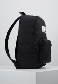 Nike Sportswear - HERITAGE  - Tagesrucksack - black - 3