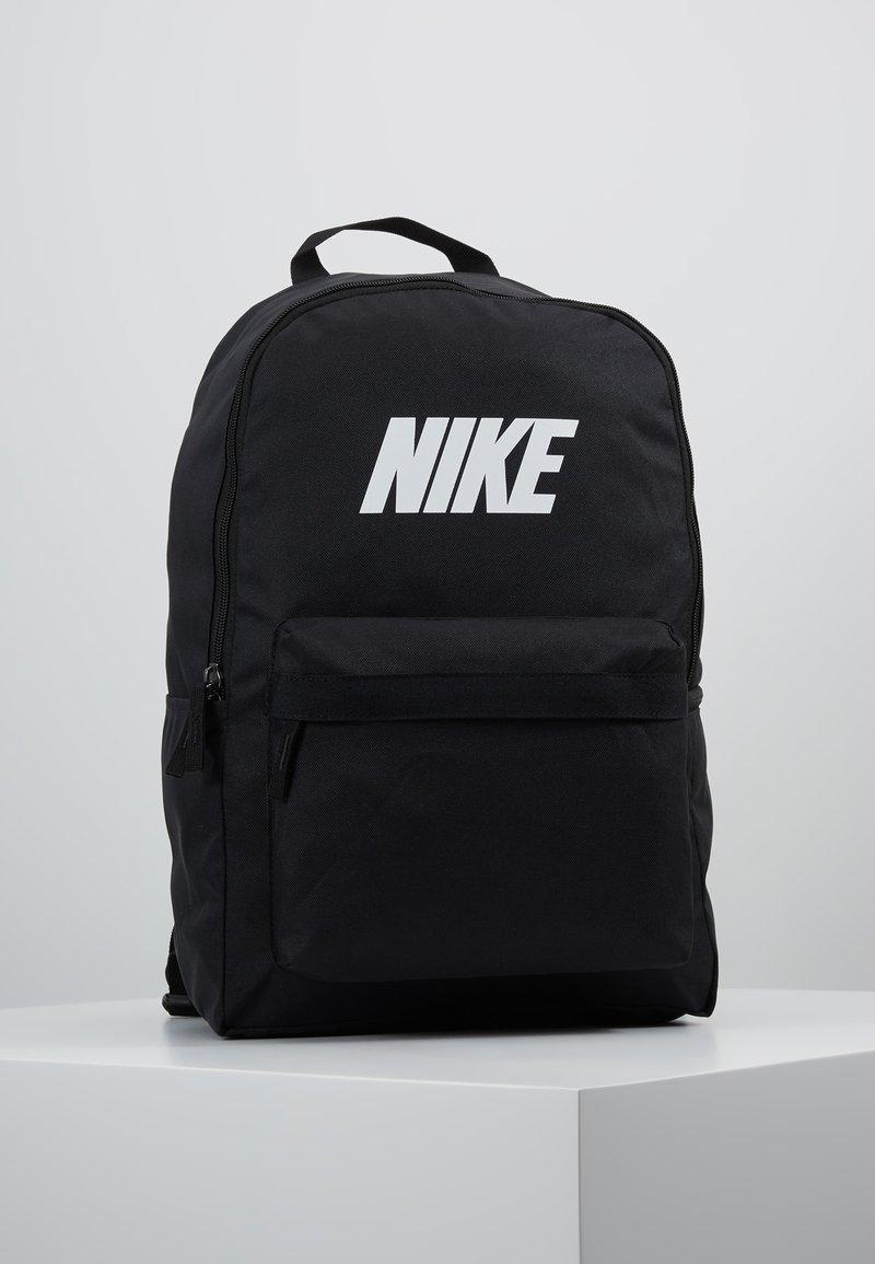 Nike Sportswear - HERITAGE  - Tagesrucksack - black