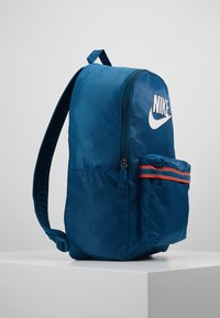 Nike Sportswear - HERITAGE - Sac à dos - blue force/white - 3