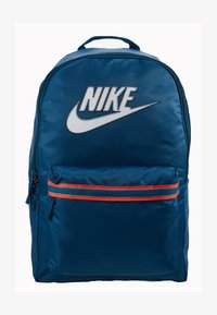 Nike Sportswear - HERITAGE - Sac à dos - blue force/white - 6