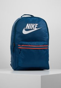 Nike Sportswear - HERITAGE - Sac à dos - blue force/white - 0