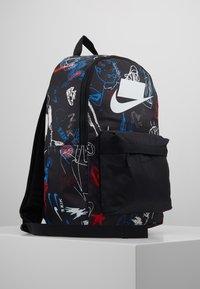 Nike Sportswear - HERITAGE - Rucksack - black/white - 2