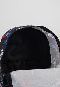 Nike Sportswear - HERITAGE - Rucksack - black/white - 3