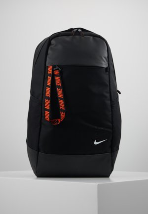 ESSENTIALS - Tagesrucksack - black/white