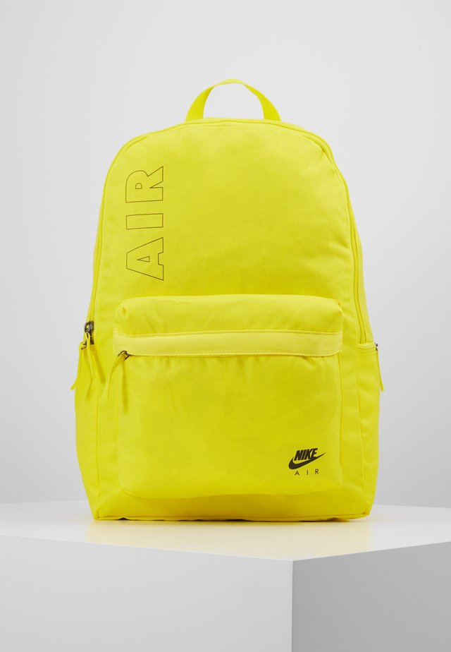 AIR HERITAGE  - Rucksack - opti yellow/black
