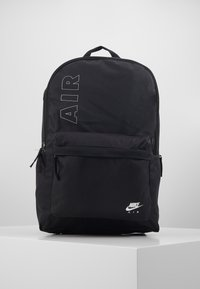 Nike Sportswear - AIR HERITAGE  - Sac à dos - black/white - 0