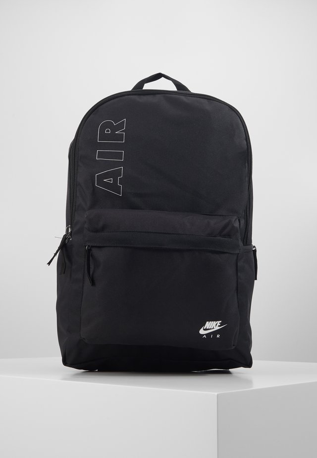 AIR HERITAGE  - Rucksack - black/white
