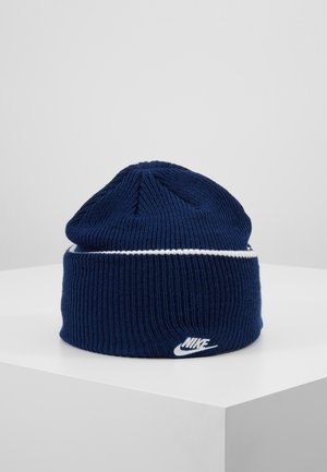 CUFFED BEANIE - Huer - blue void