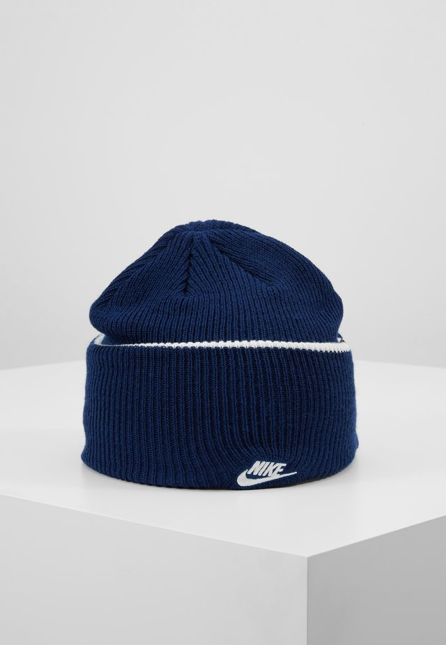 CUFFED BEANIE - Beanie - blue void