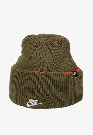 CUFFED BEANIE - Bonnet - medium olive