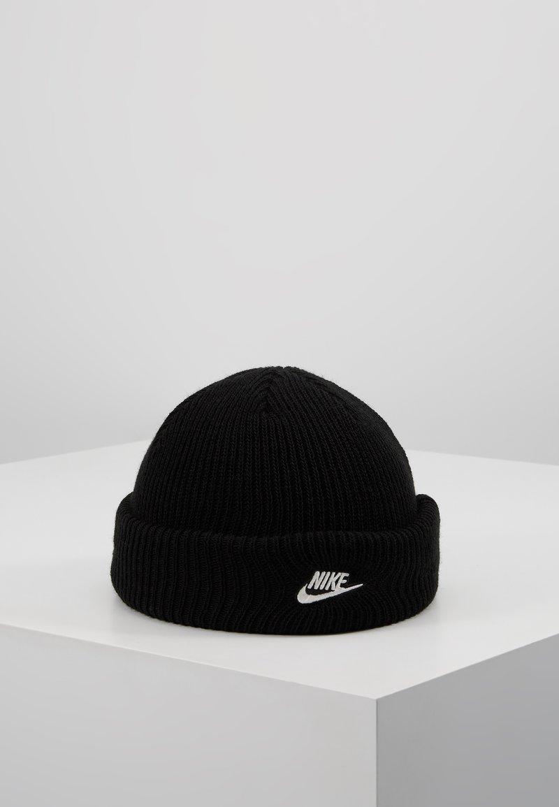 Nike Sportswear - CUFFED BEANIE - Beanie - black