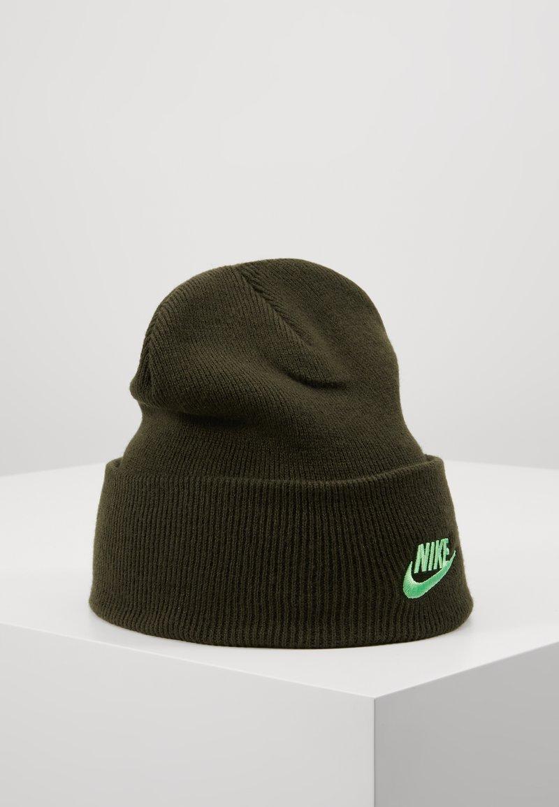 Nike Sportswear - CUFFED BEANIE UTILITY - Gorro - sequoia