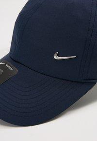 Nike Sportswear - HERITAGE 86 - Czapka z daszkiem - obsidian/black - 4