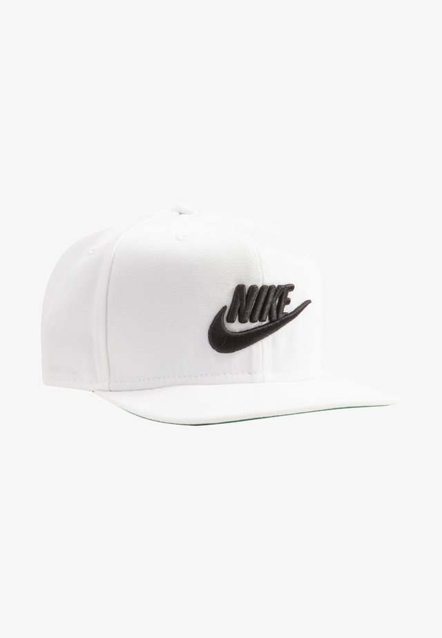 FUTURA PRO - Cap - white/pine green/black
