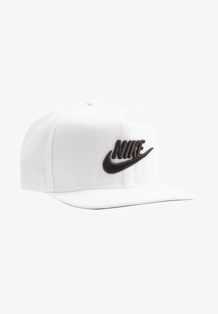 Nike Sportswear - FUTURA PRO - Keps - white/pine green/black