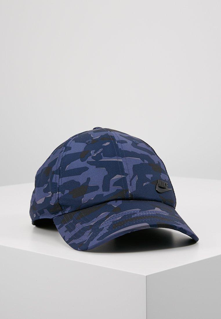 Nike Sportswear - METAL FUTUR - Cap - midnight navy/black