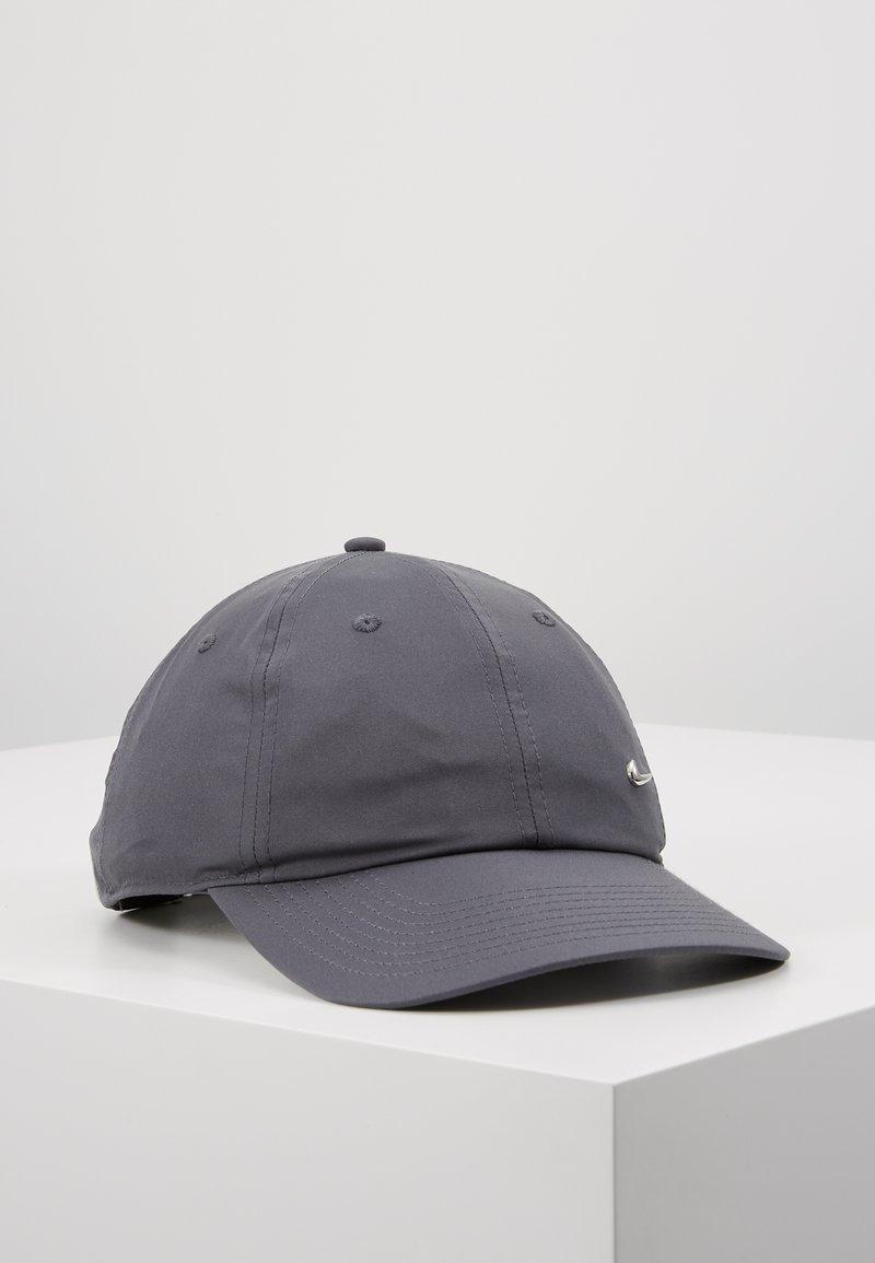 Nike Sportswear - Kšiltovka - dark grey/silver