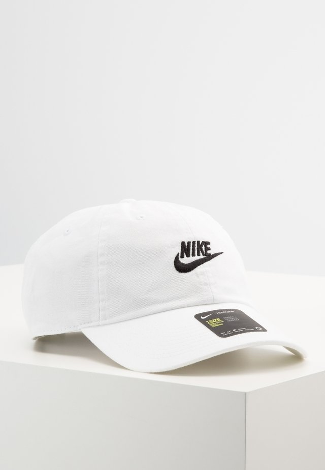 FUTURA WASHED - Cap - white