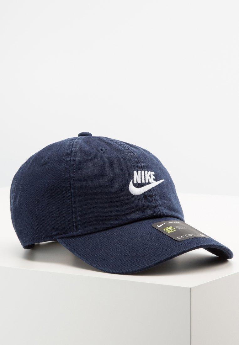 Nike Sportswear - FUTURA WASHED - Cap - dark blue