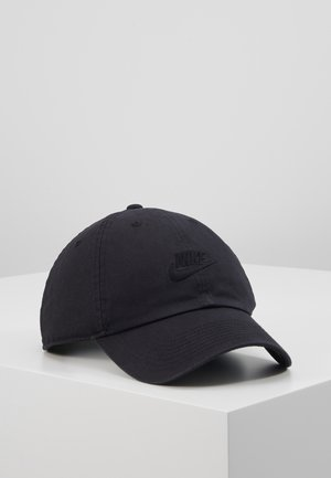FUTURA WASHED - Casquette - black