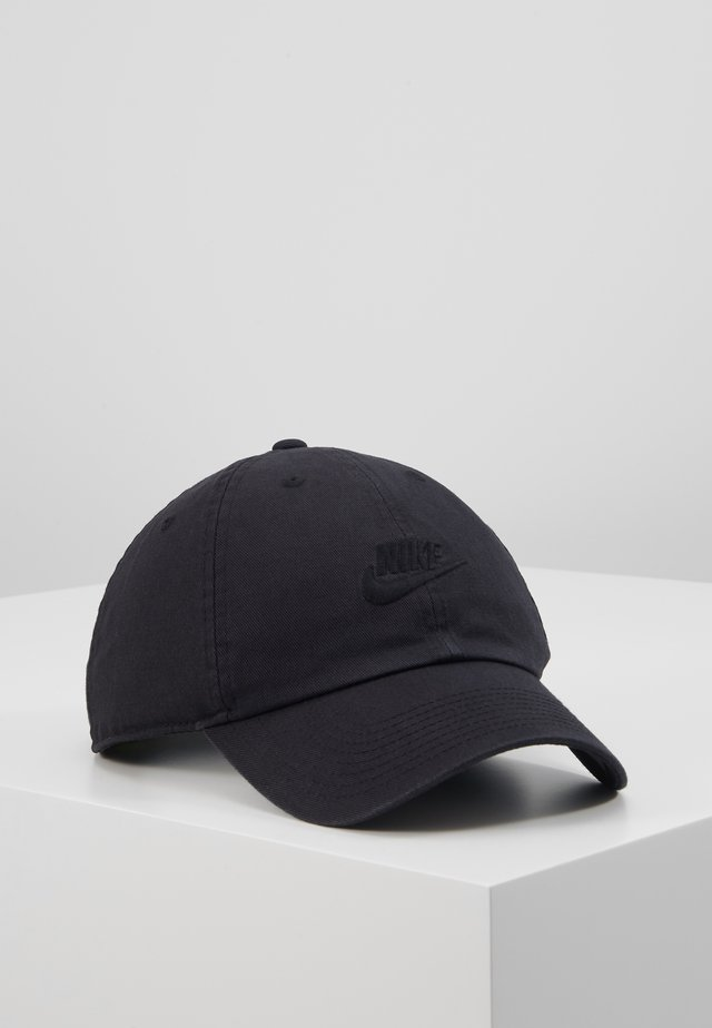 FUTURA WASHED - Caps - black