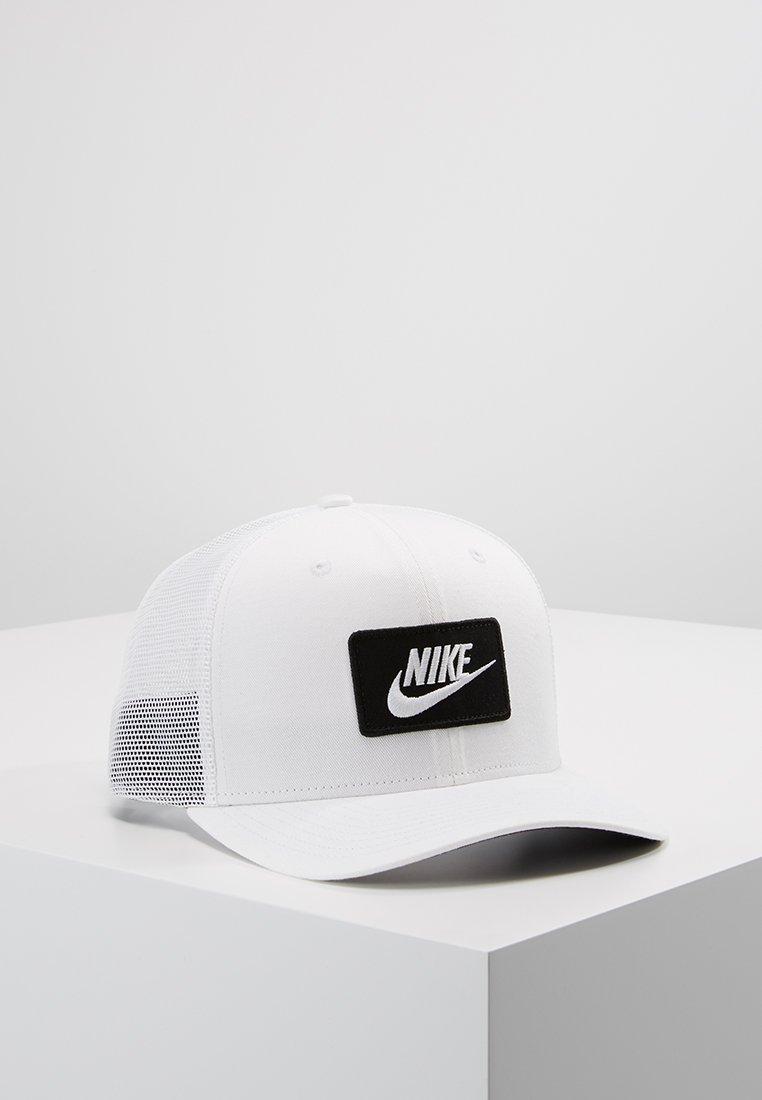 Nike Sportswear - TRUCKER - Cap - white/black