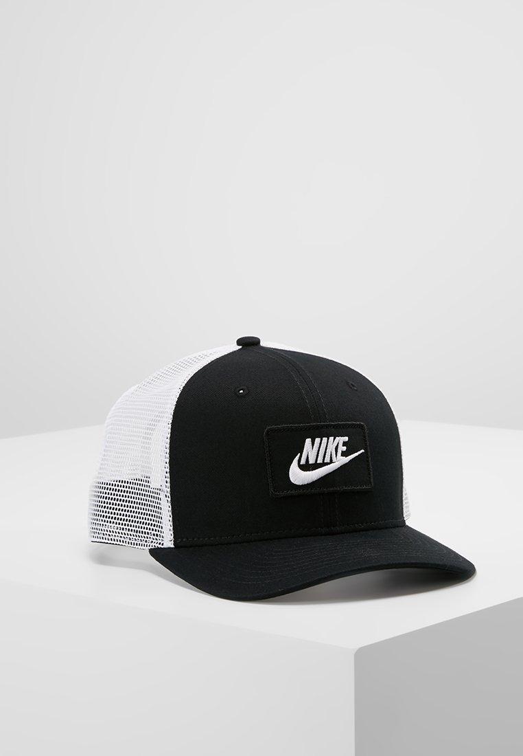 Nike Sportswear - TRUCKER - Kšiltovka - black/white