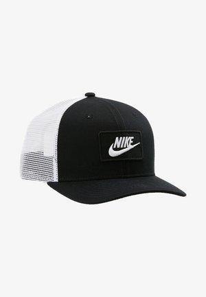 TRUCKER - Cap - black/white