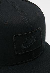 Nike Sportswear - TRUCKER - Czapka z daszkiem - black - 6