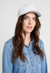 Nike Sportswear - CAP WASH BLOCK - Cap - half blue - 4
