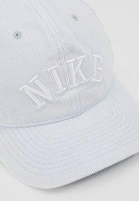 Nike Sportswear - CAP WASH BLOCK - Cap - half blue - 6
