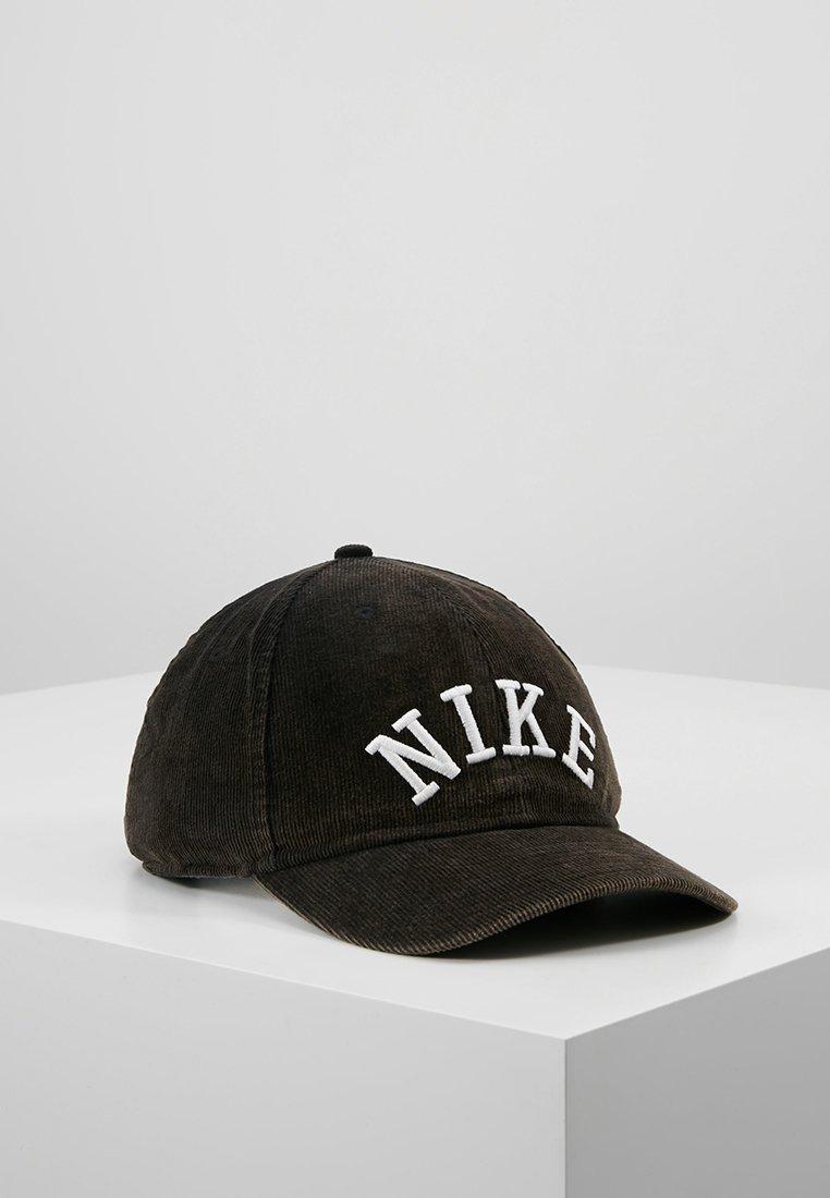 Nike Sportswear - CAP WASH BLOCK - Cap - black