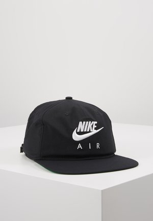 PRO CAP AIR - Cap - black/white