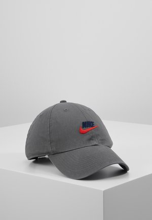 FUTURA WASHED - Cap - iron grey